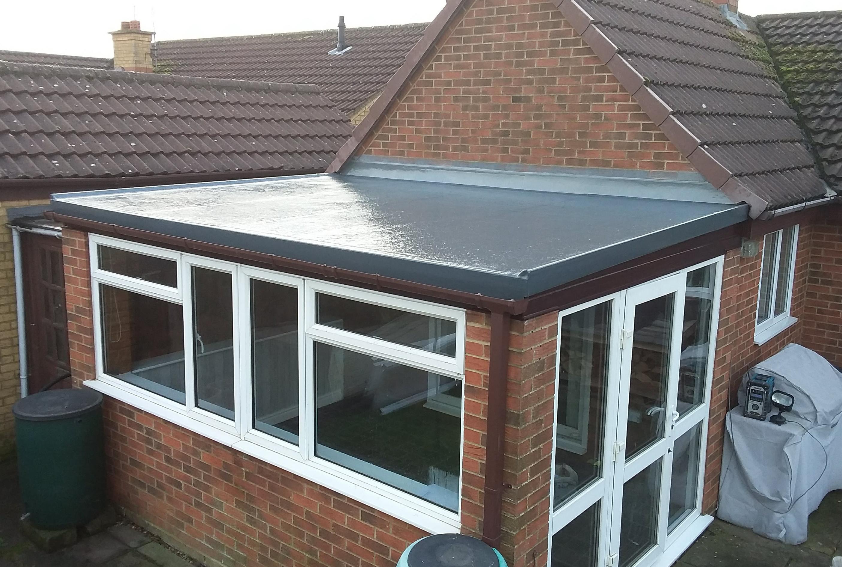 Conservatory Roof Conversion >> Flat roof conservatories – Lynnframe Ltd